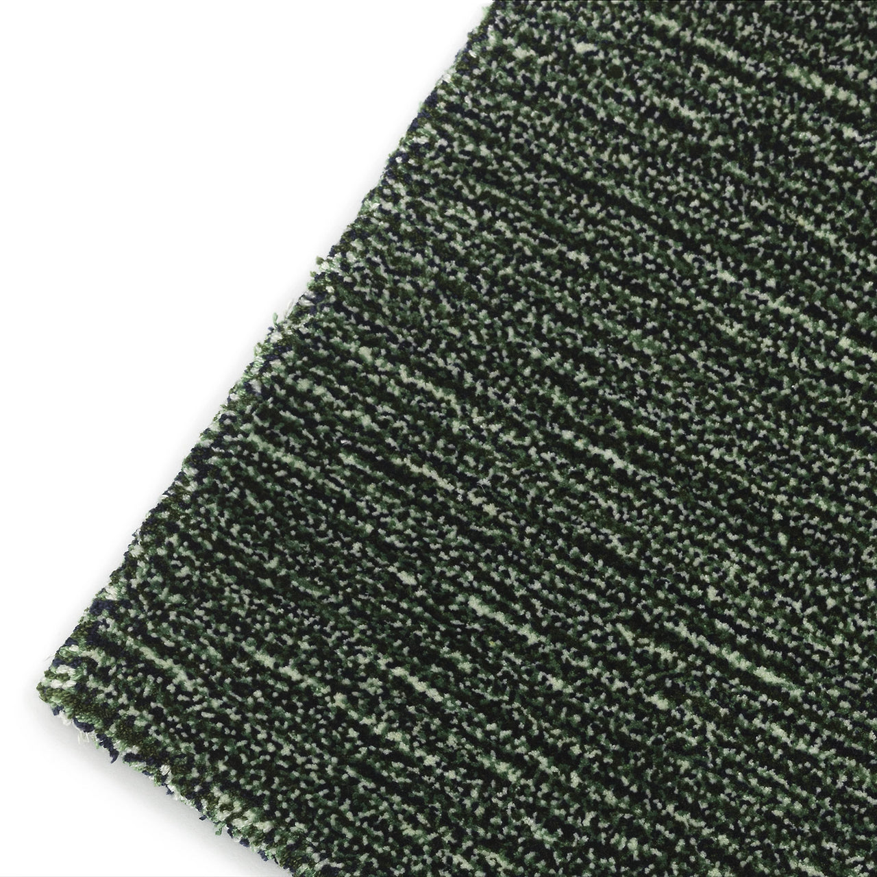 Confetti Rug: Green Multi