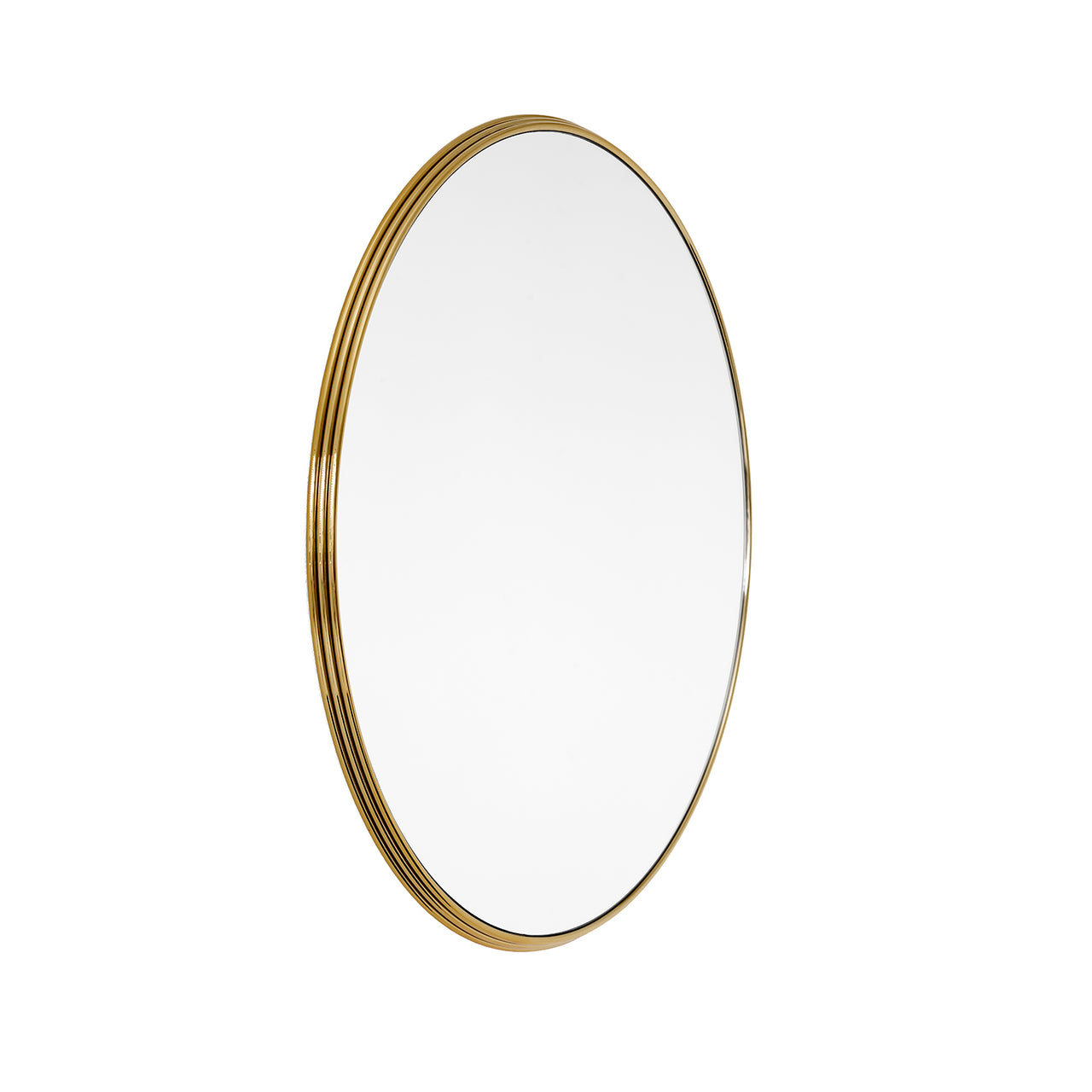 Sillon Mirror Series: SH4, SH5, SH6: Large (SH6) + Brass