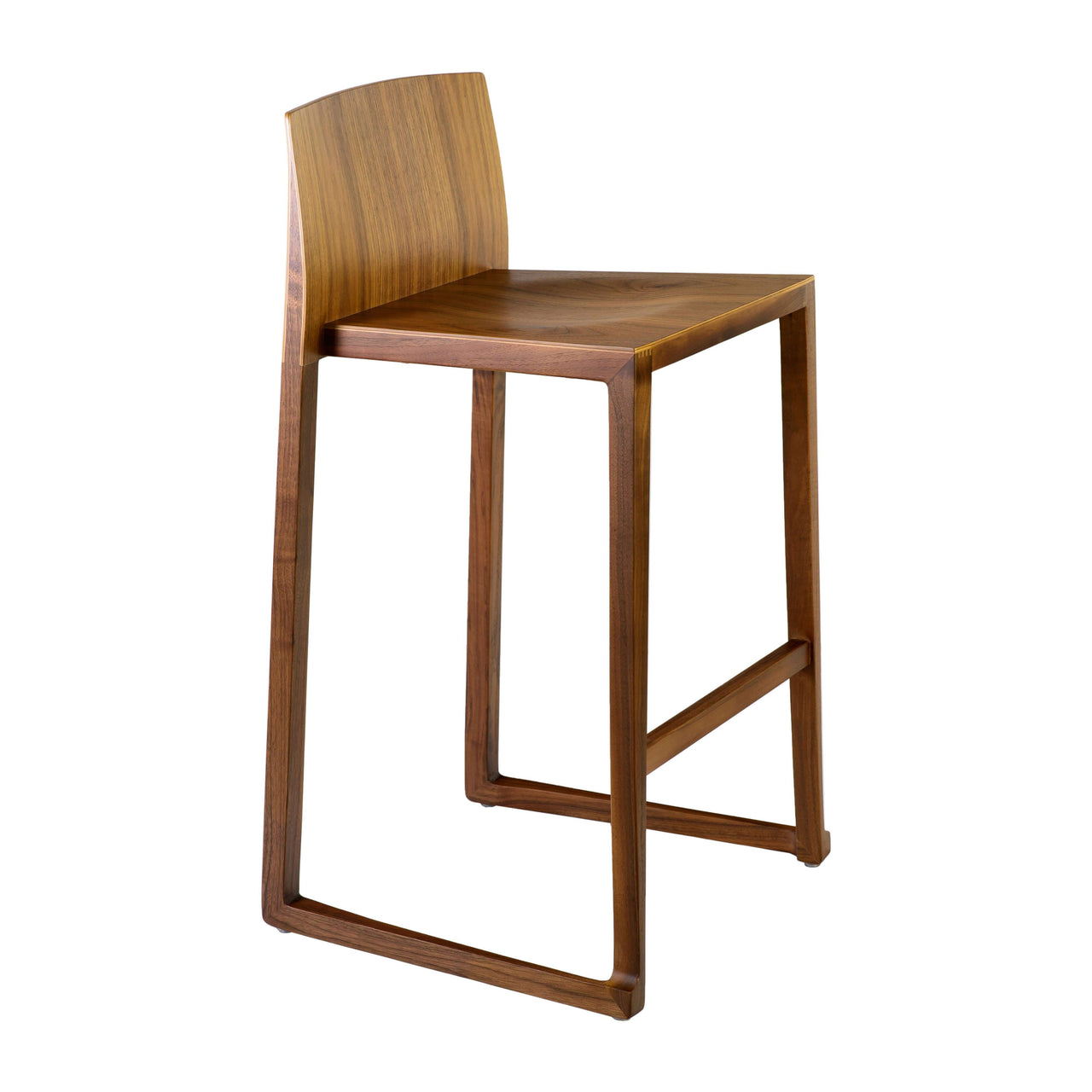 Hanna Bar + Counter Stool: Natural