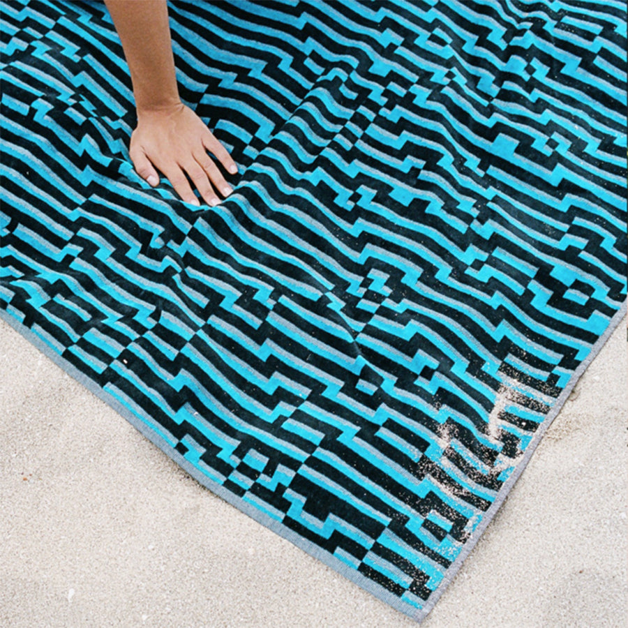 Waves Beach Towel Collection