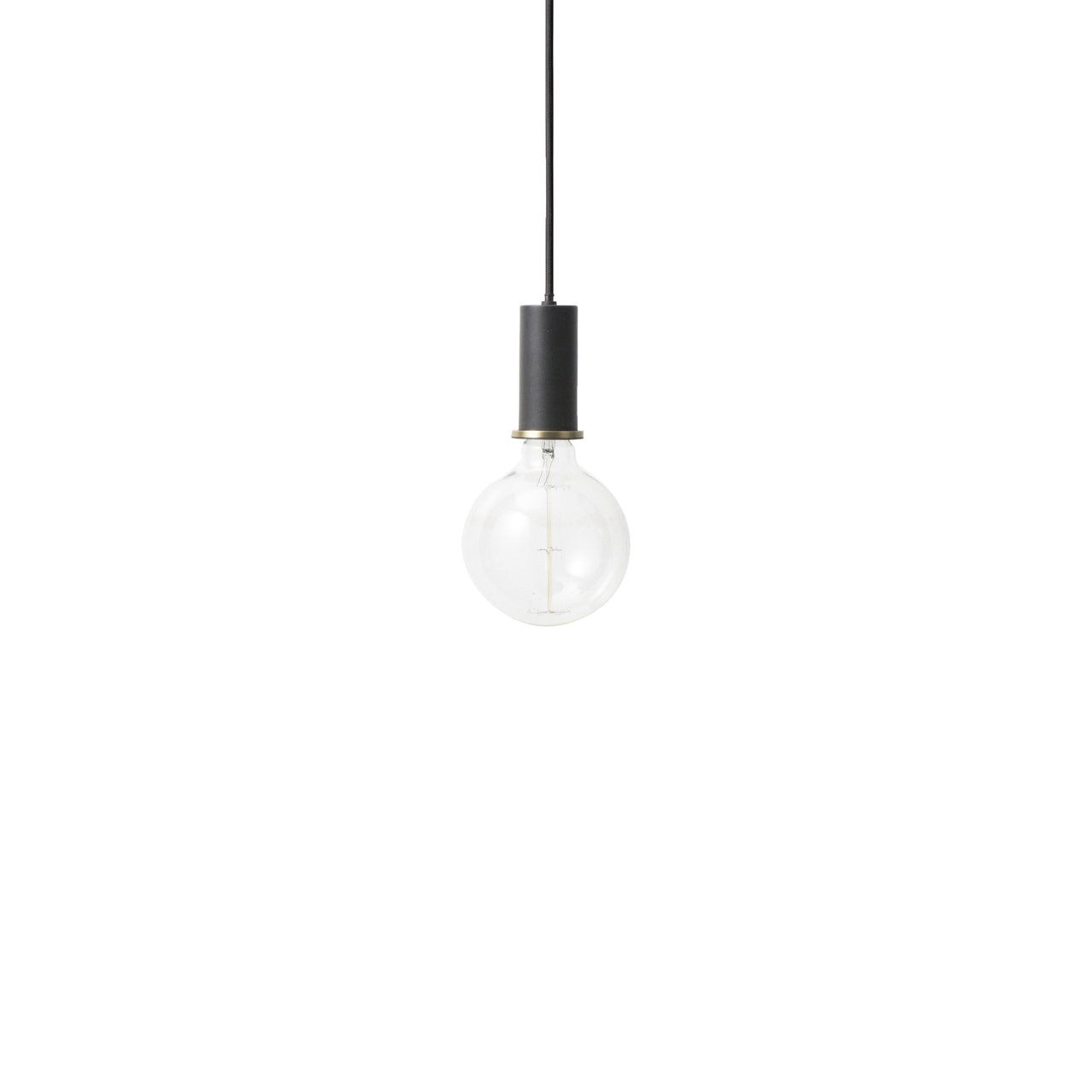 Collect Lighting: Pendant + Low + Black