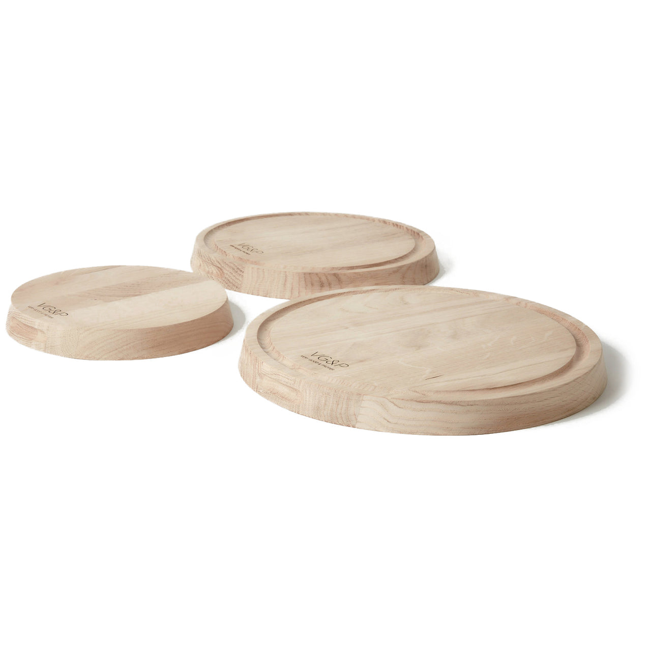 VG&P Circular Serving Boards