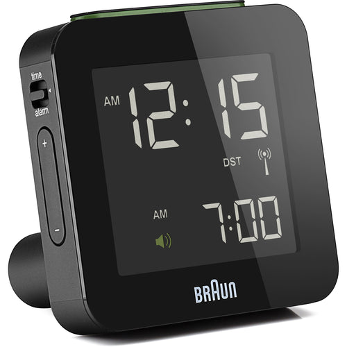Digital Alarm Clocks BNC008 and BNC009