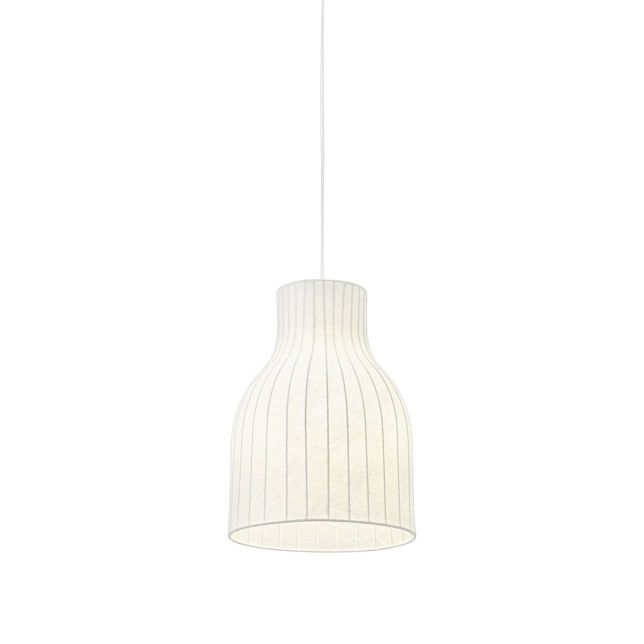 Strand Pendant Lamp: Open + Large 23.5