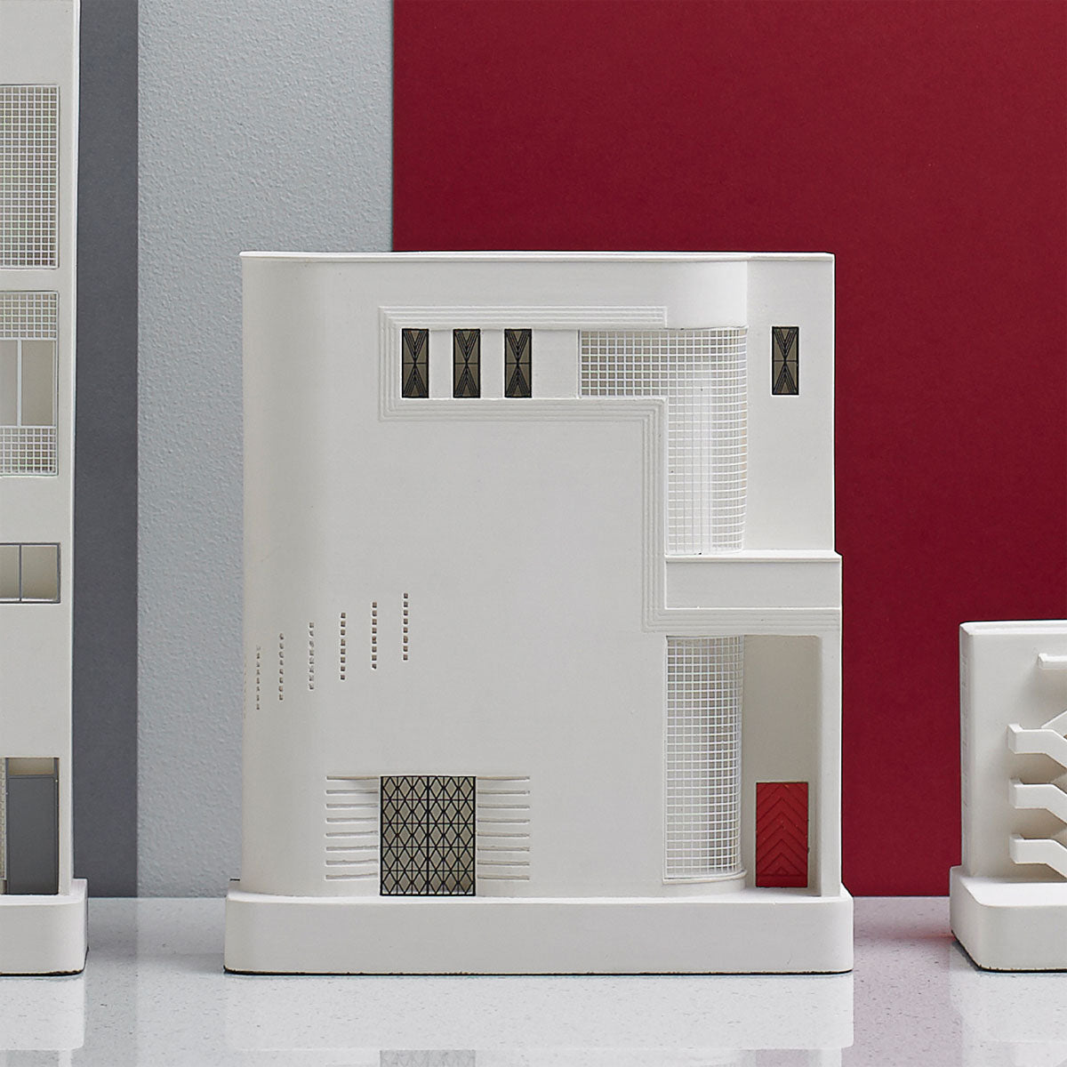 Fisher Apartments Architectural Model