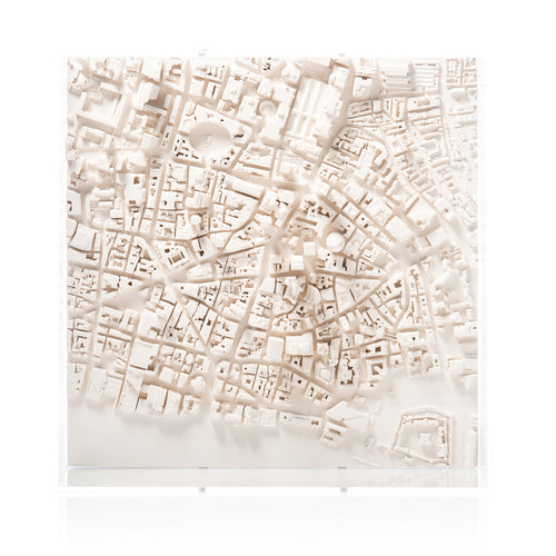 London Cityscape Architectural Model