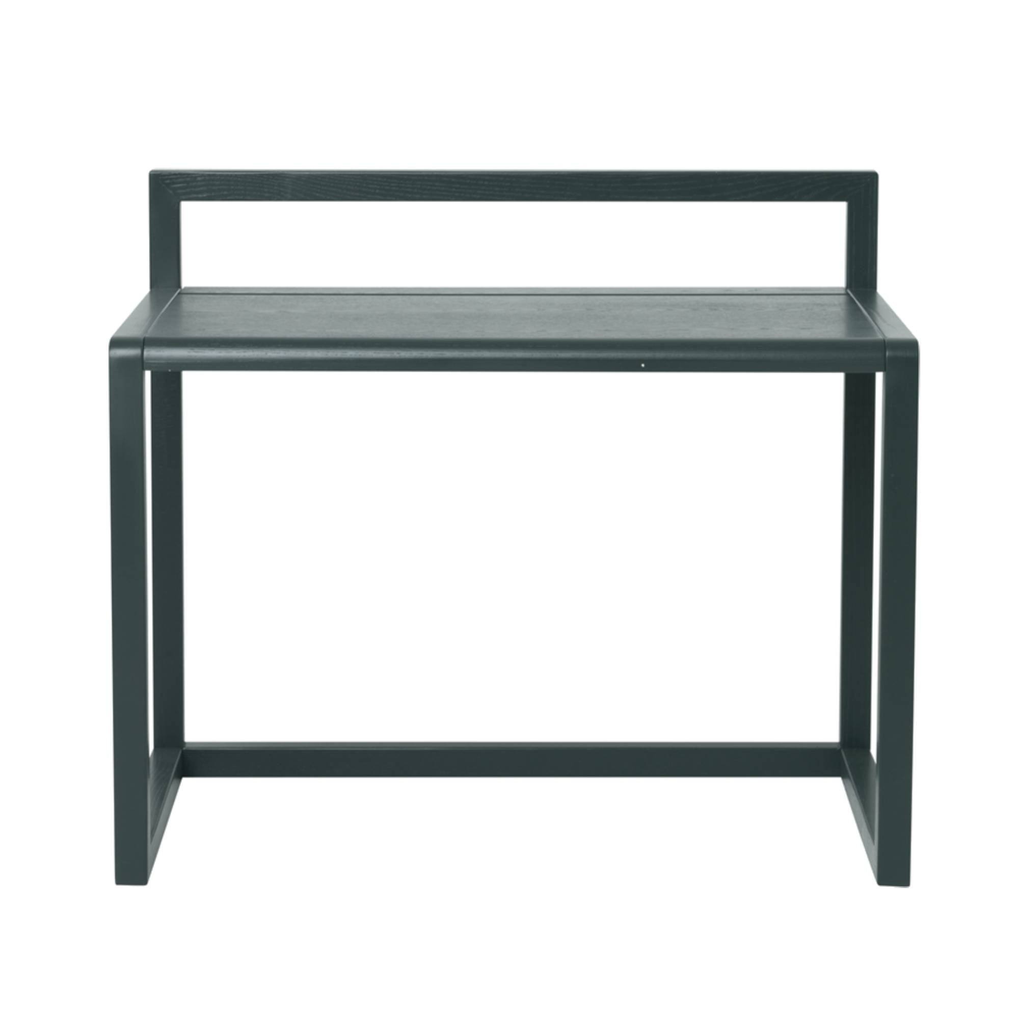 Little Architect Desk: Dark Green