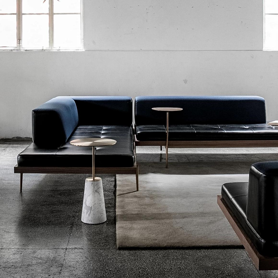 Discipline Sofa: Straight