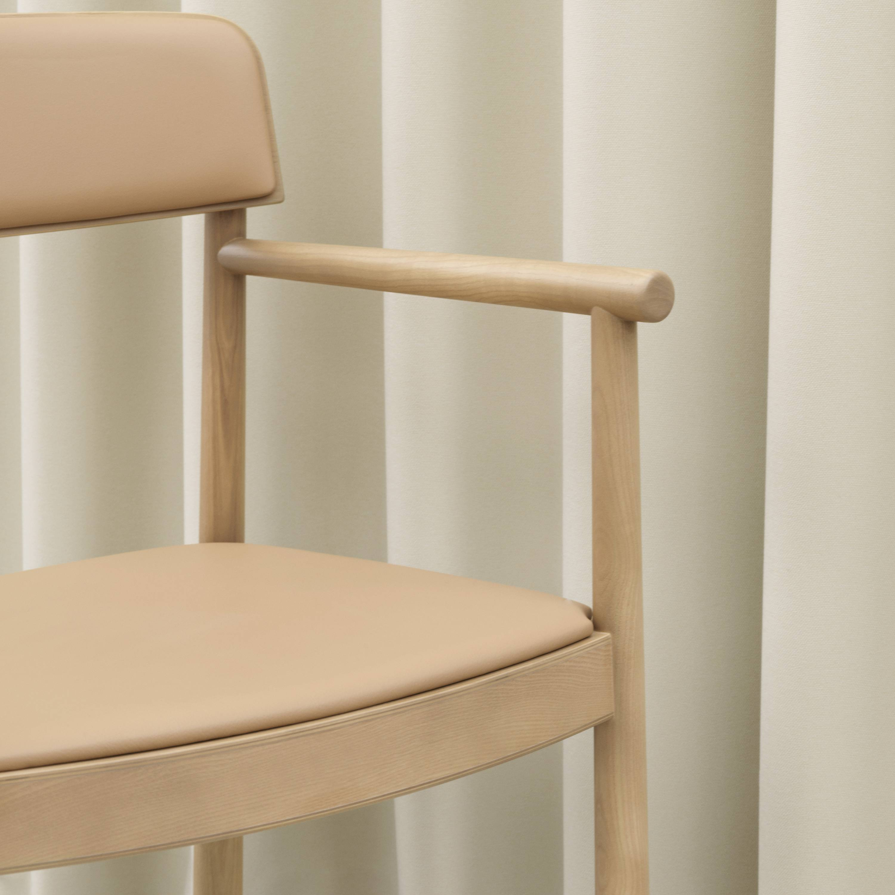 Timb Armchair Upholstered