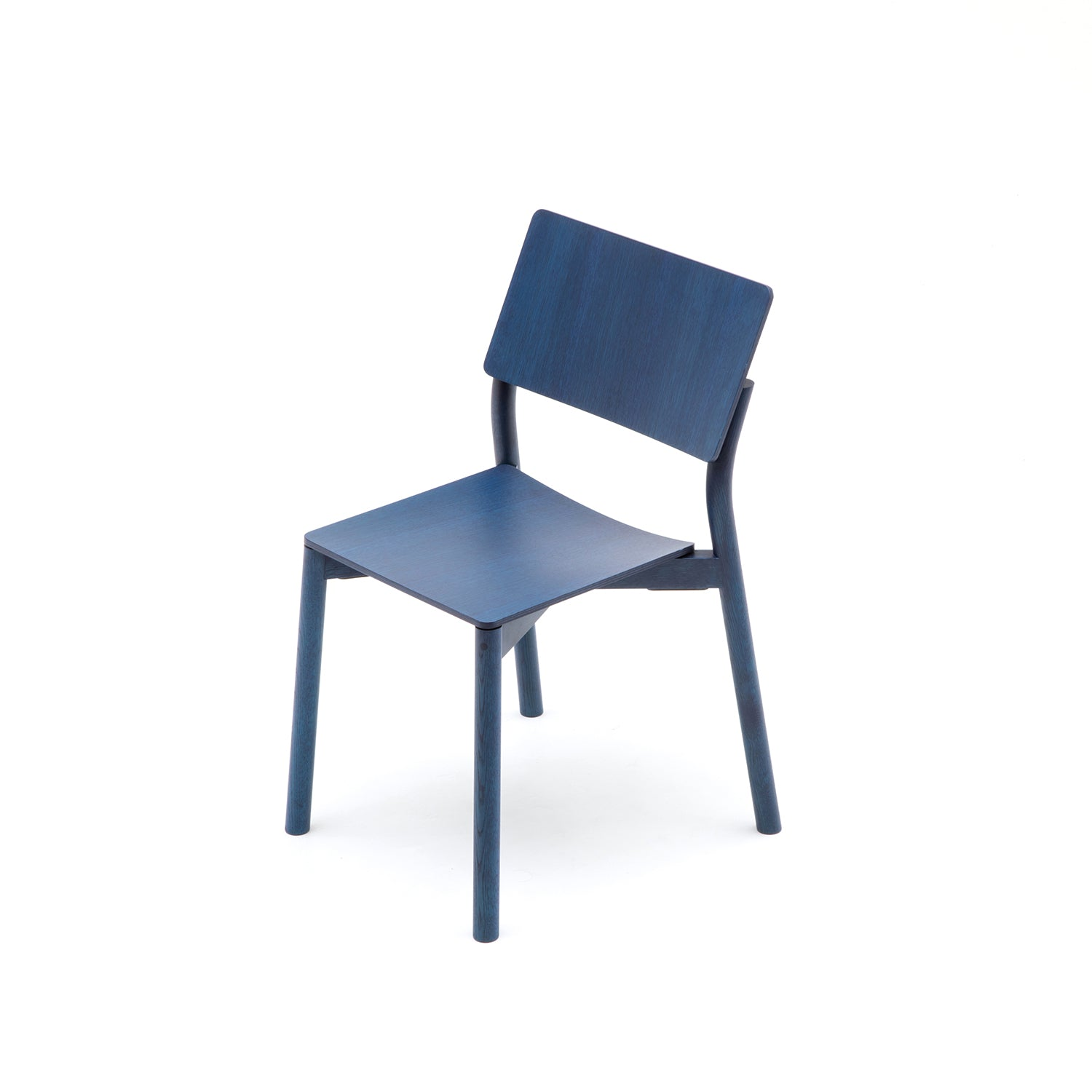 Panorama Chair: Indigo Blue