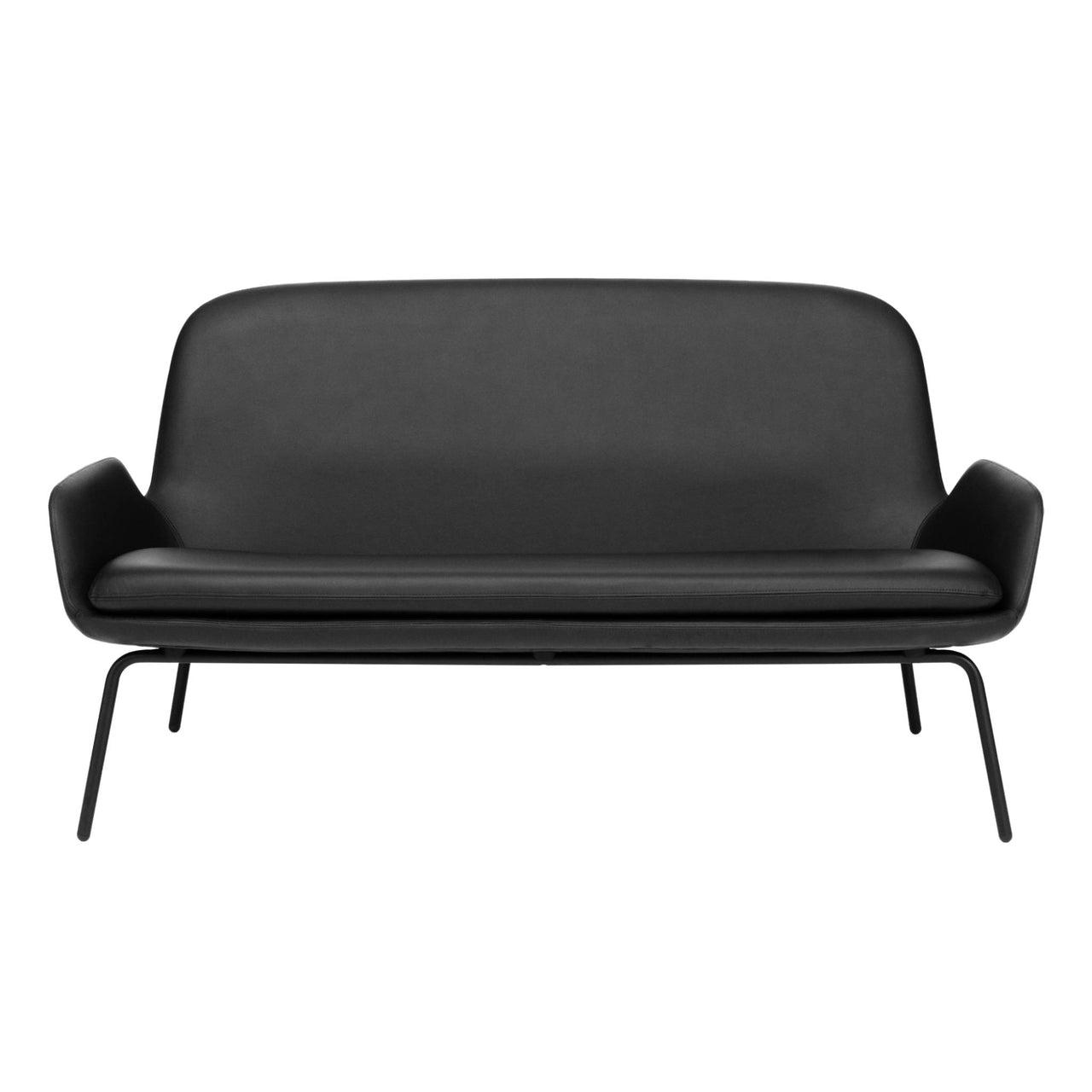 Era Sofa: Steel or Chrome Base