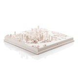 Boston Cityscape Architectural Model