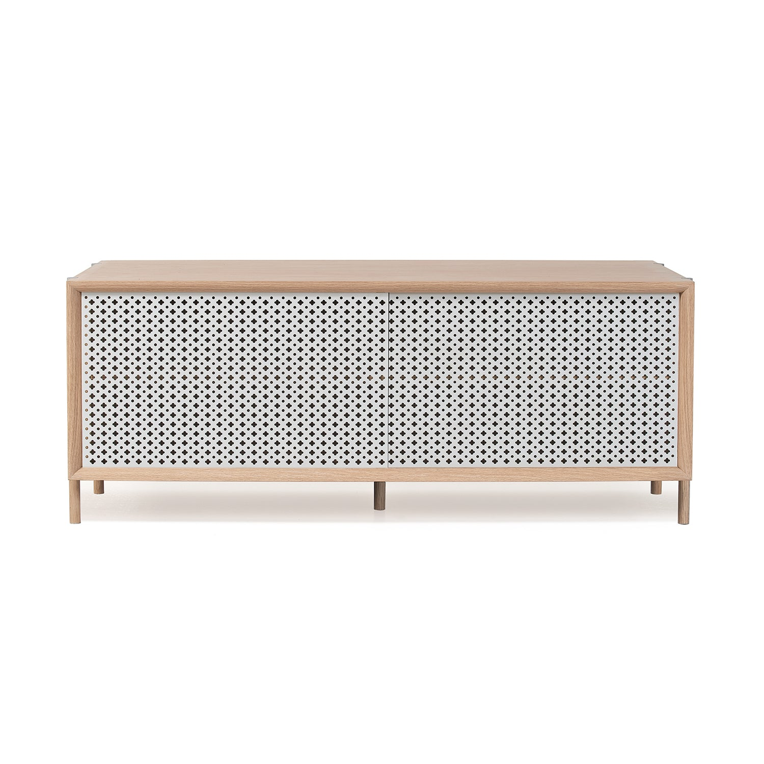 Gabin Sideboard: Small: Light Grey