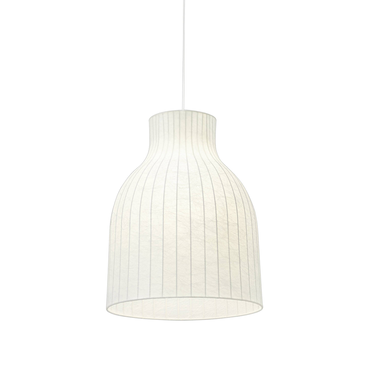 Strand Pendant Lamp: Open + Small 11