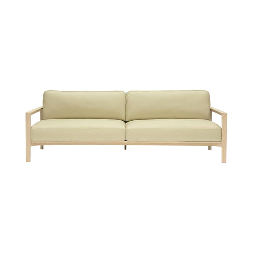 Ling Sofa: Natural Stained Ash