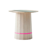 Colour Wood Tables: 500mm + Color Grid Top