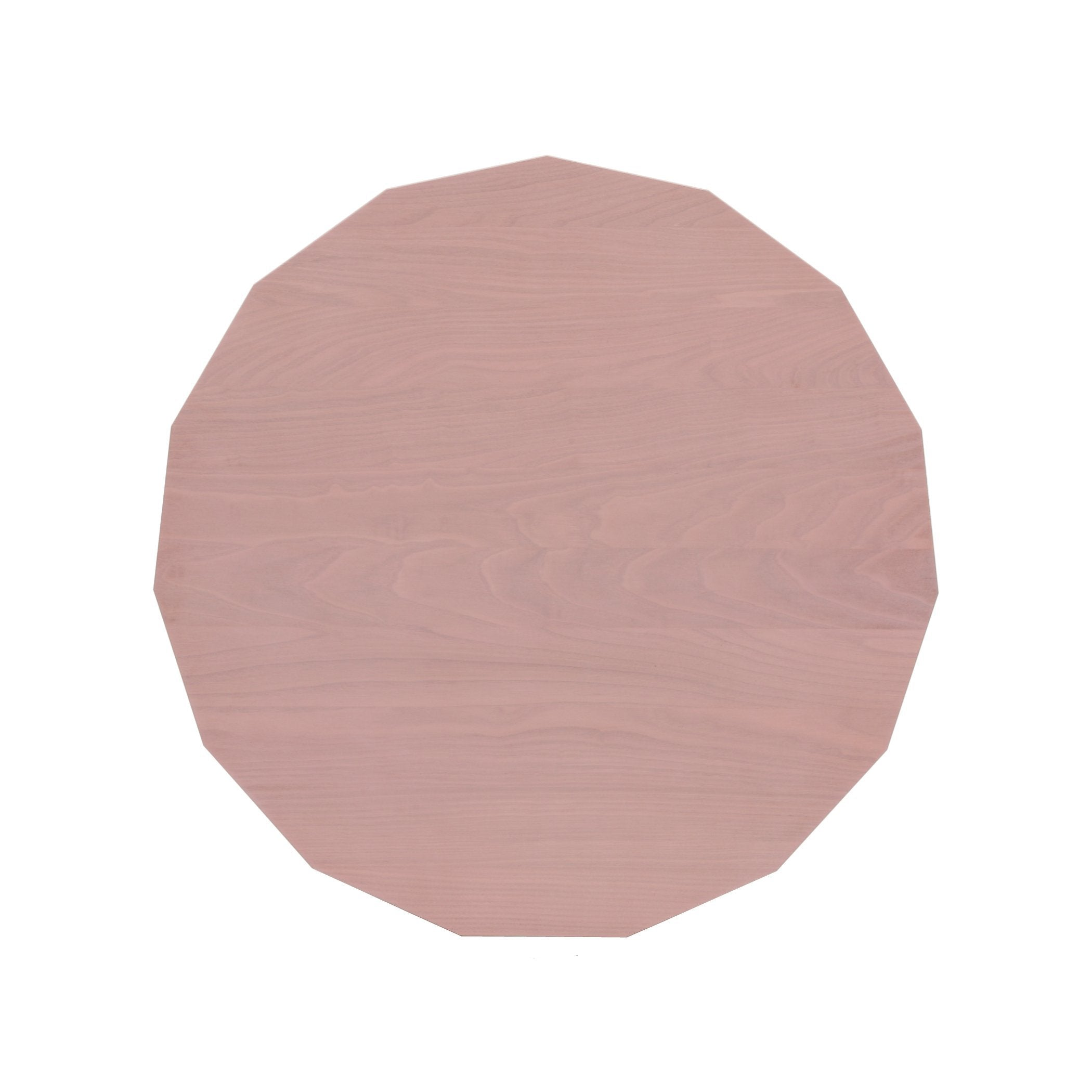 Colour Wood Tables: Pink Top