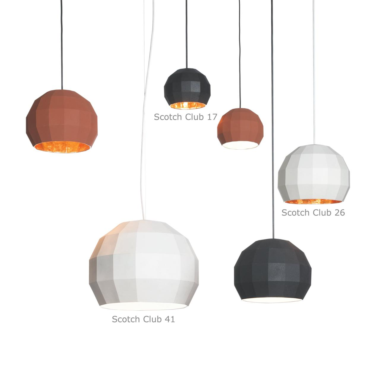 Scotch Club 26 Pendant Light