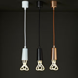 Drop Cap Pendant Set