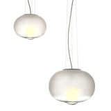 Hazy Day Pendant Light: Small + Large