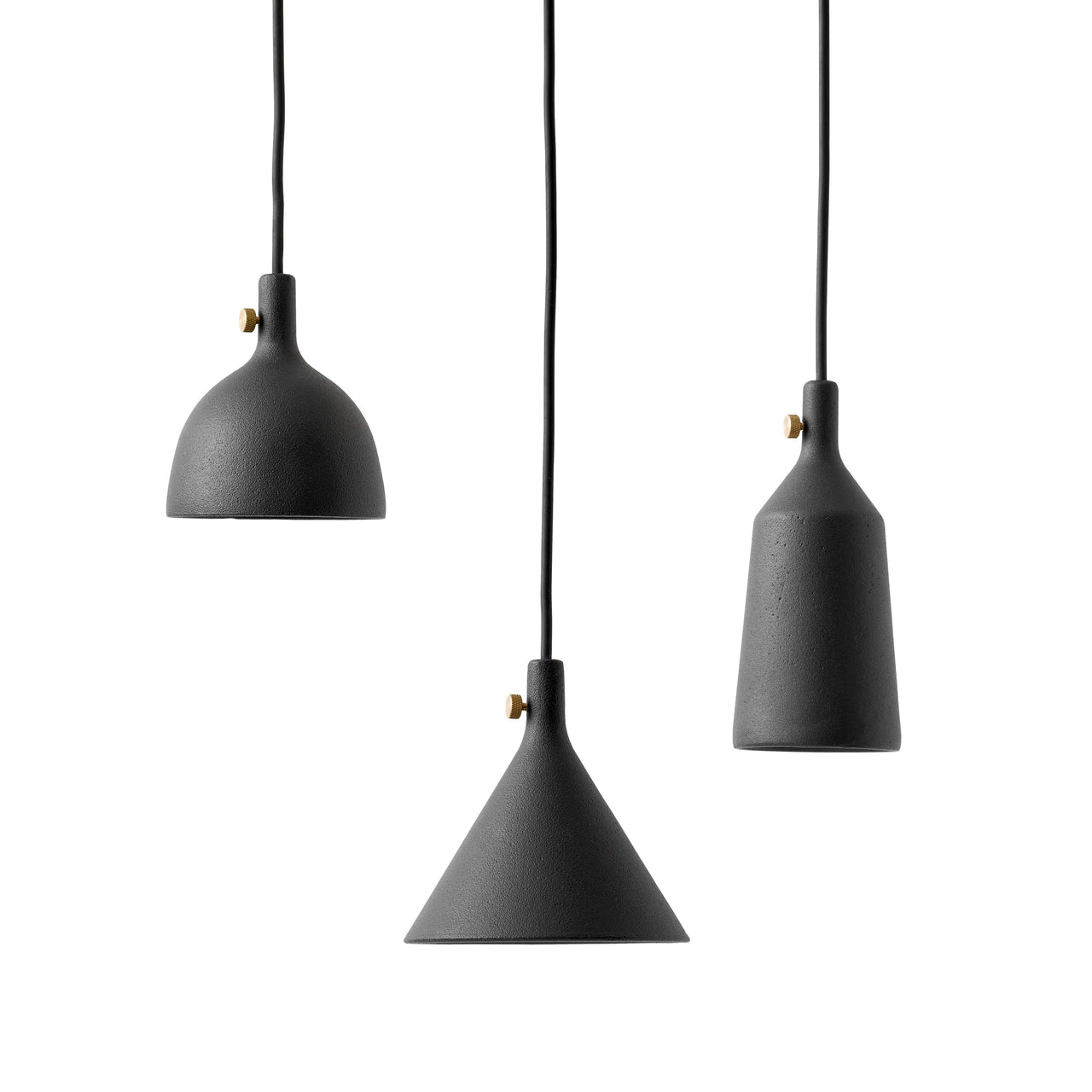 Cast Pendant Light