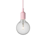 E27 Silicone Light: Rose