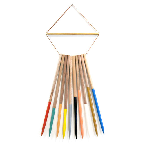 Spirit Wall Hanging: Multicolor