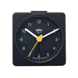 Travel/Mini Alarm Clock BNC002: Black
