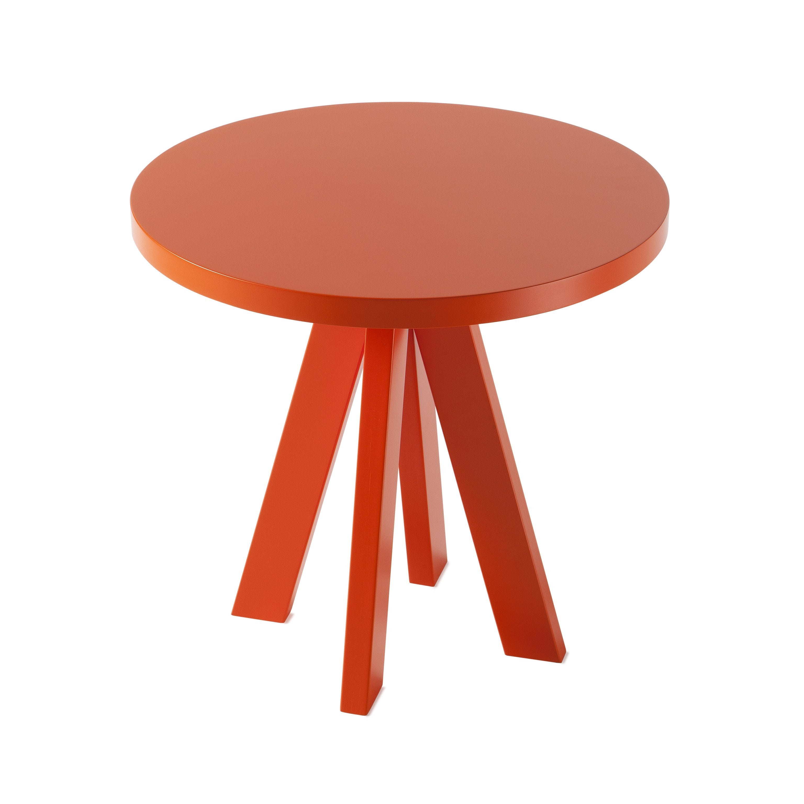 A.ngelo Coffee Table: Traffic Orange