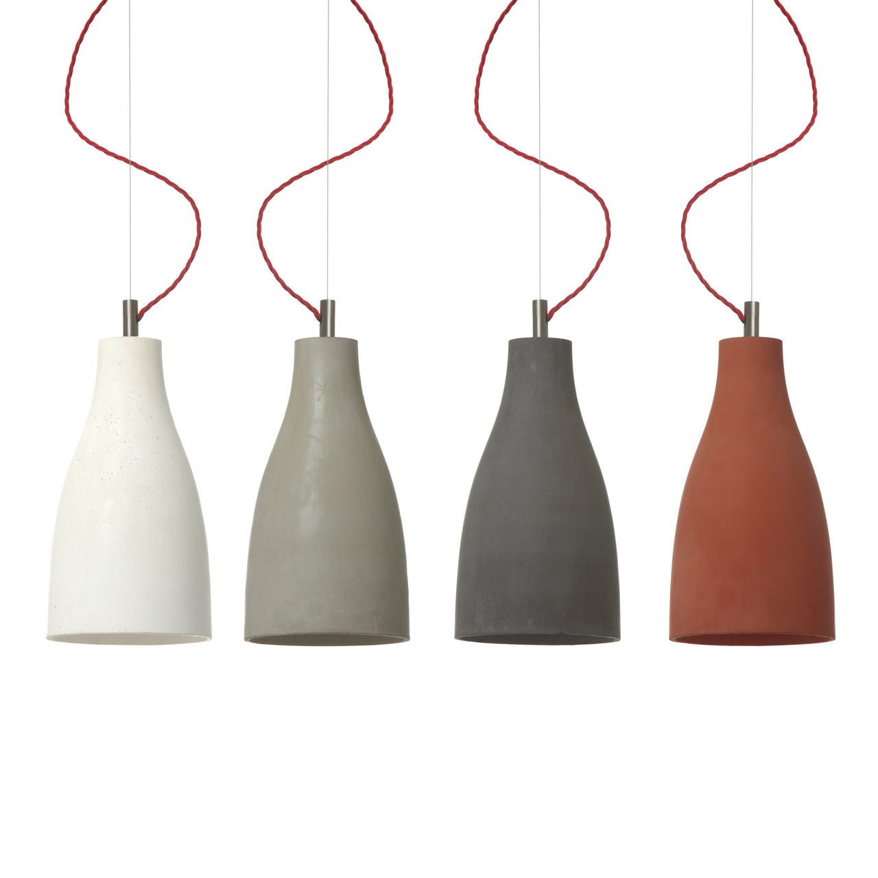 Heavy Pendant Light Tall