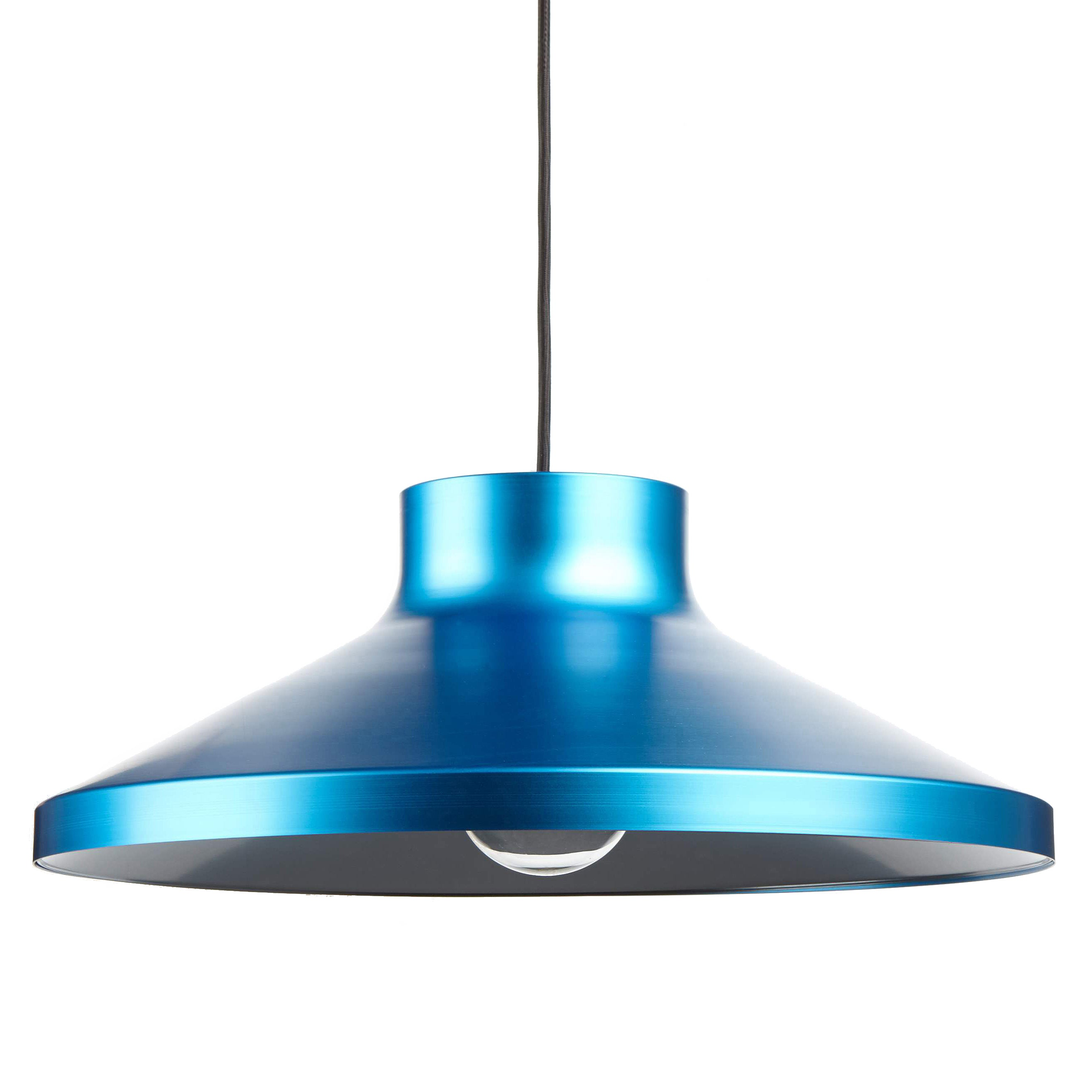 VGP1 Pendant Light: Blue + Grey