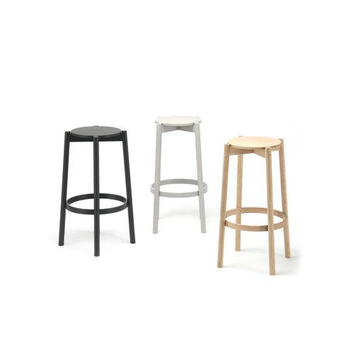 Castor Bar + Counter Stool