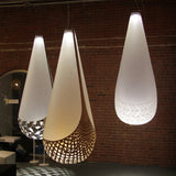 Polycarbonate Basket Pendant Light (Kete Tuatea)