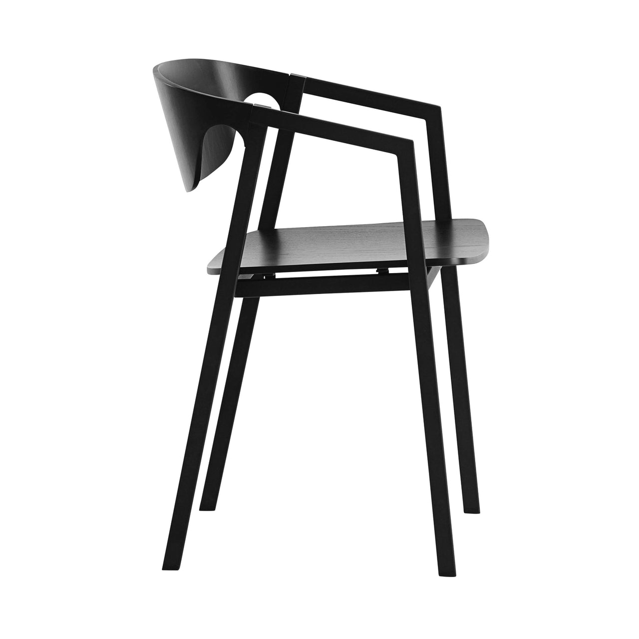 S.A.C. Dining Chair: Chair
