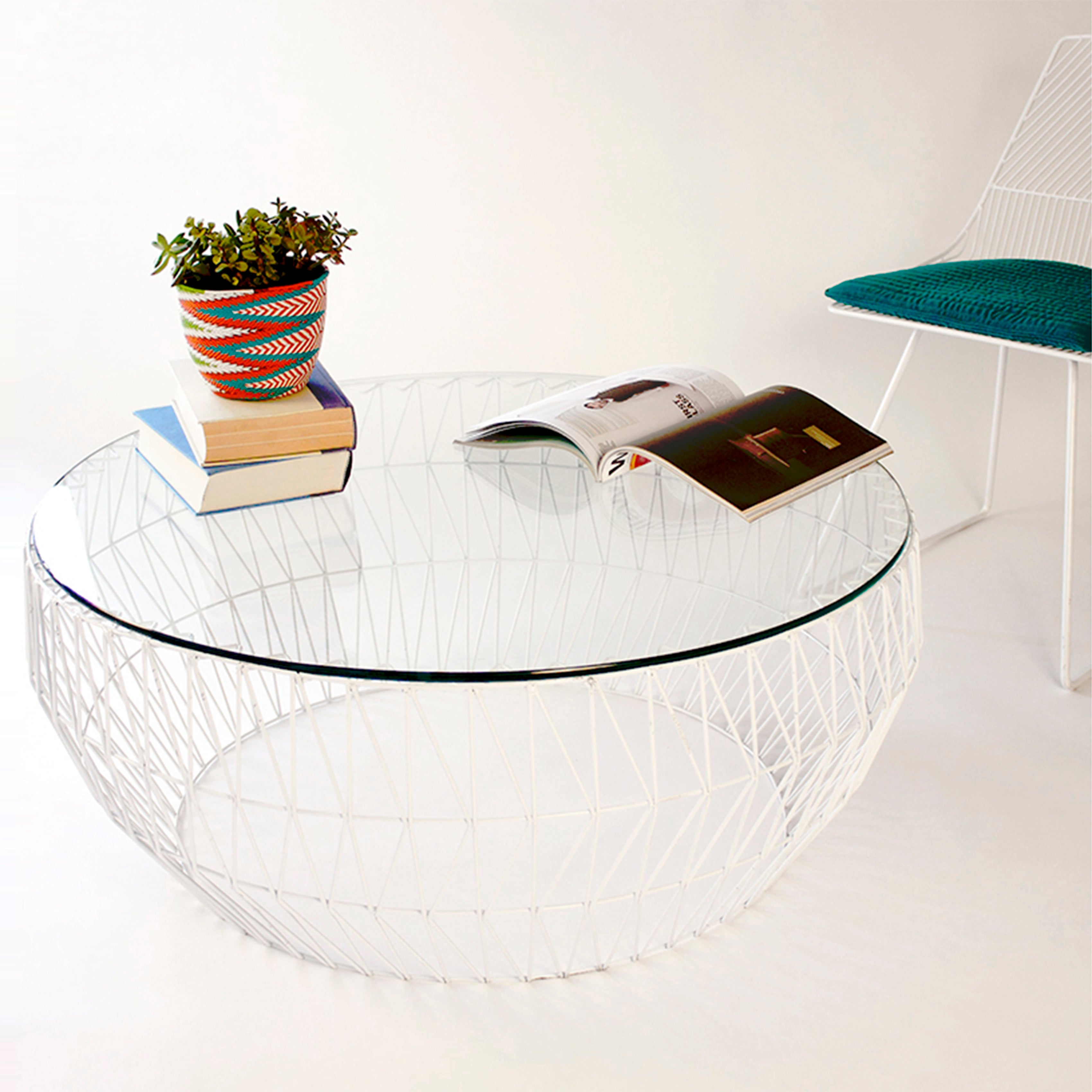 Bend Coffee Table: Color