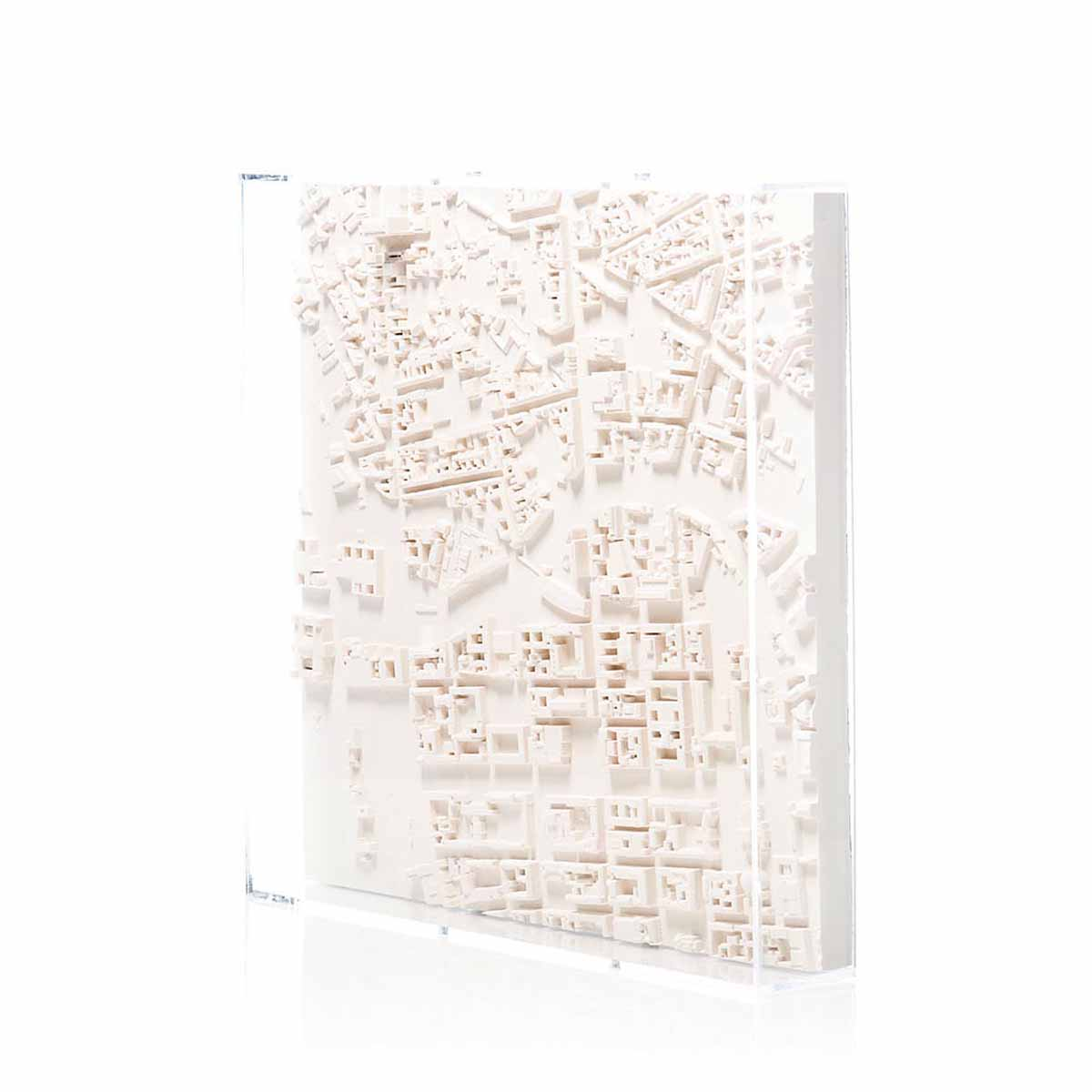 Berlin Cityscape Architectural Model