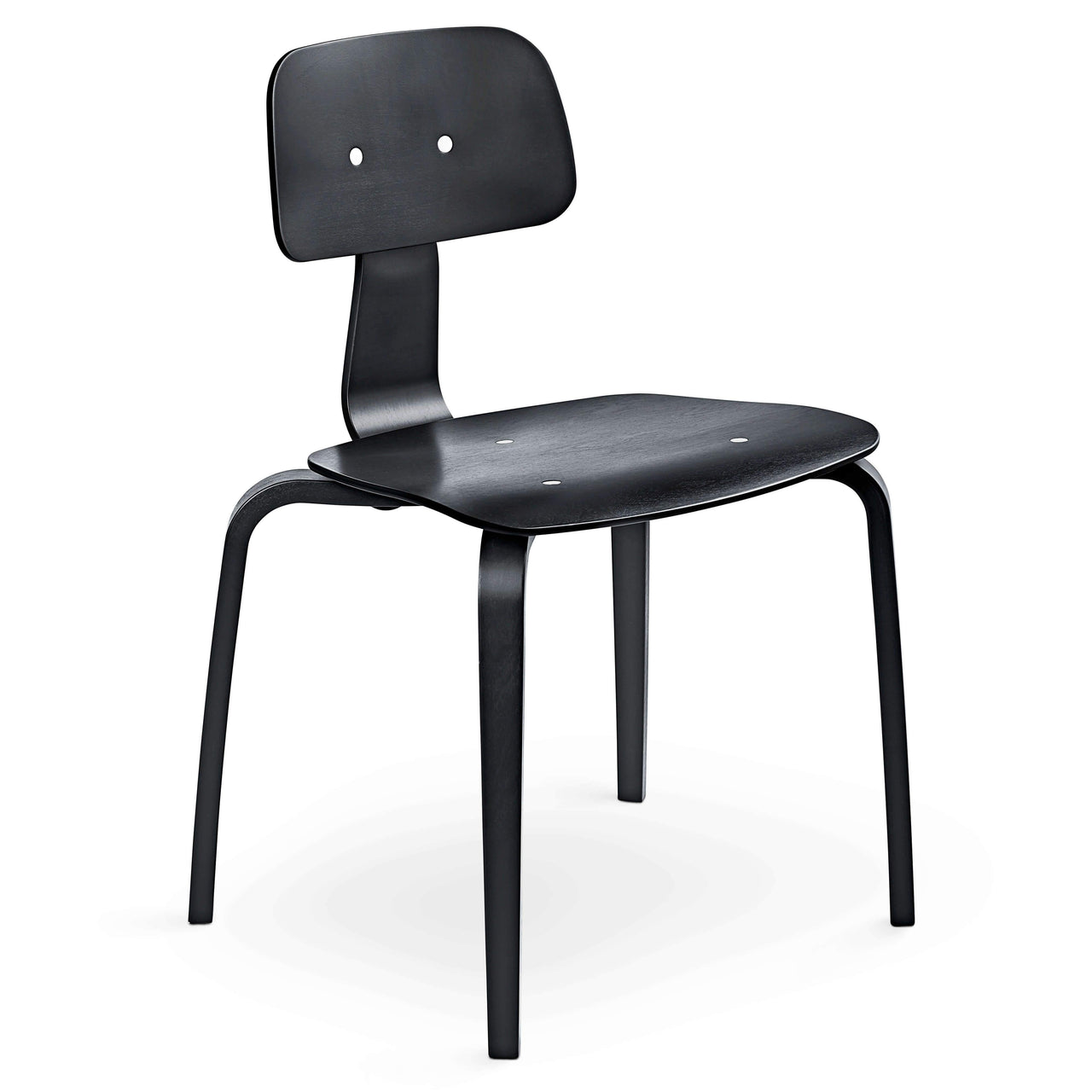 Kevi Chair 2070: Front Upholstered