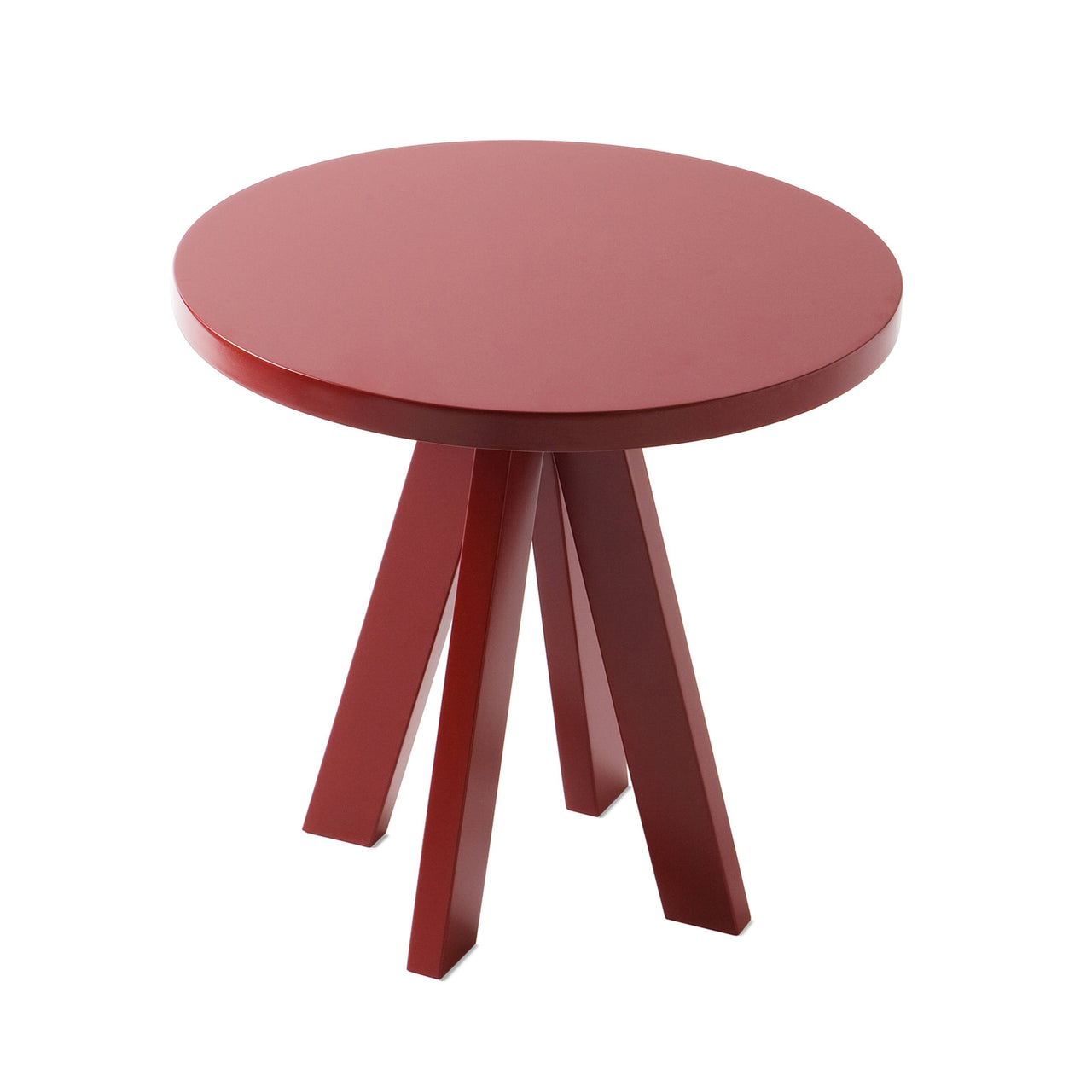 A.ngelo Coffee Table: Ruby Red