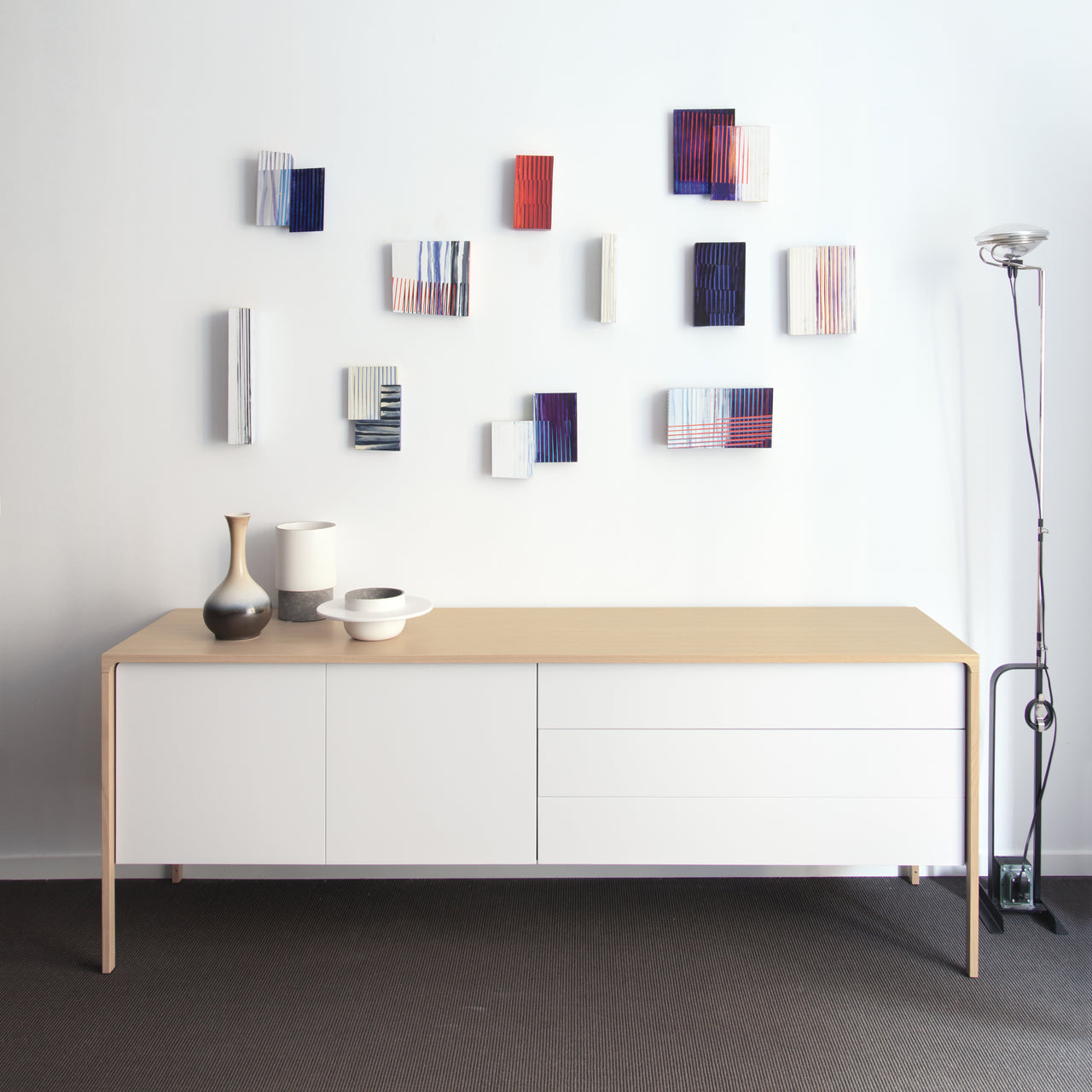 Tactile Sideboard