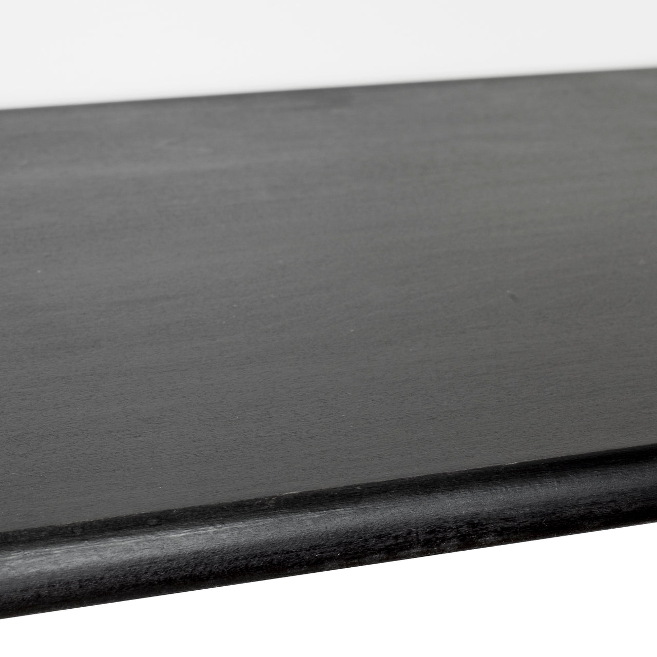 Strut Shelf + Shelving System: Blackened Ash