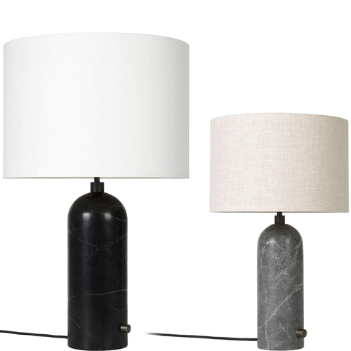 Gravity Table Lamp: Large + Small