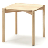 Castor Low Table: Side + Coffee: Small