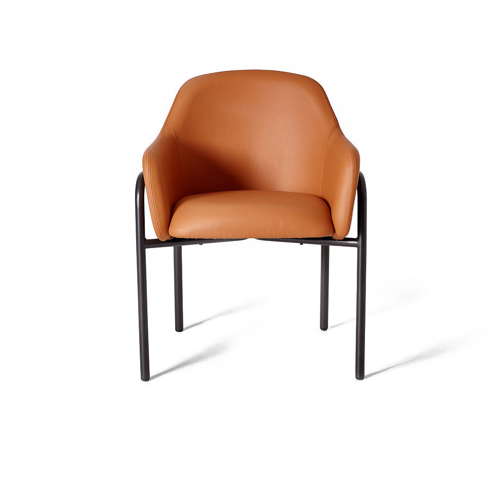 MT Club Chair: Metal Frame