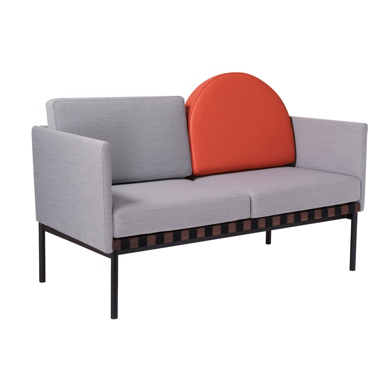Grid 2 Seater Sofa