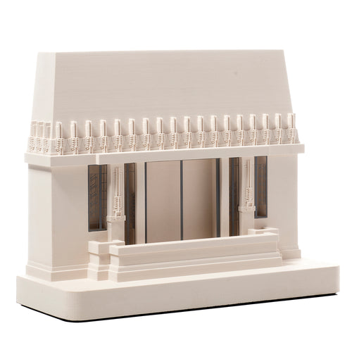 Hollyhock House Architectural Model