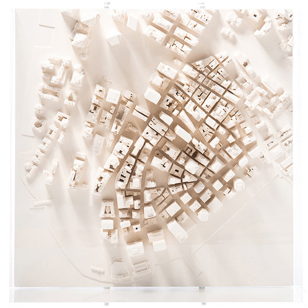New York Cityscape Architectural Model