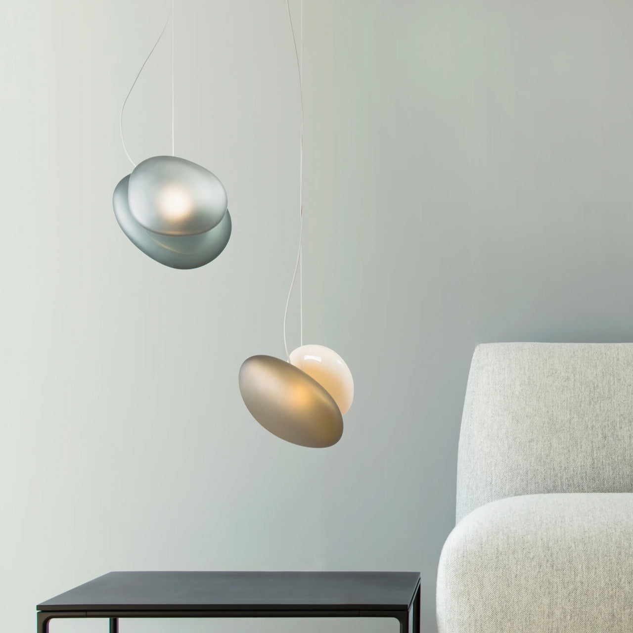 Pebble Pendant Light