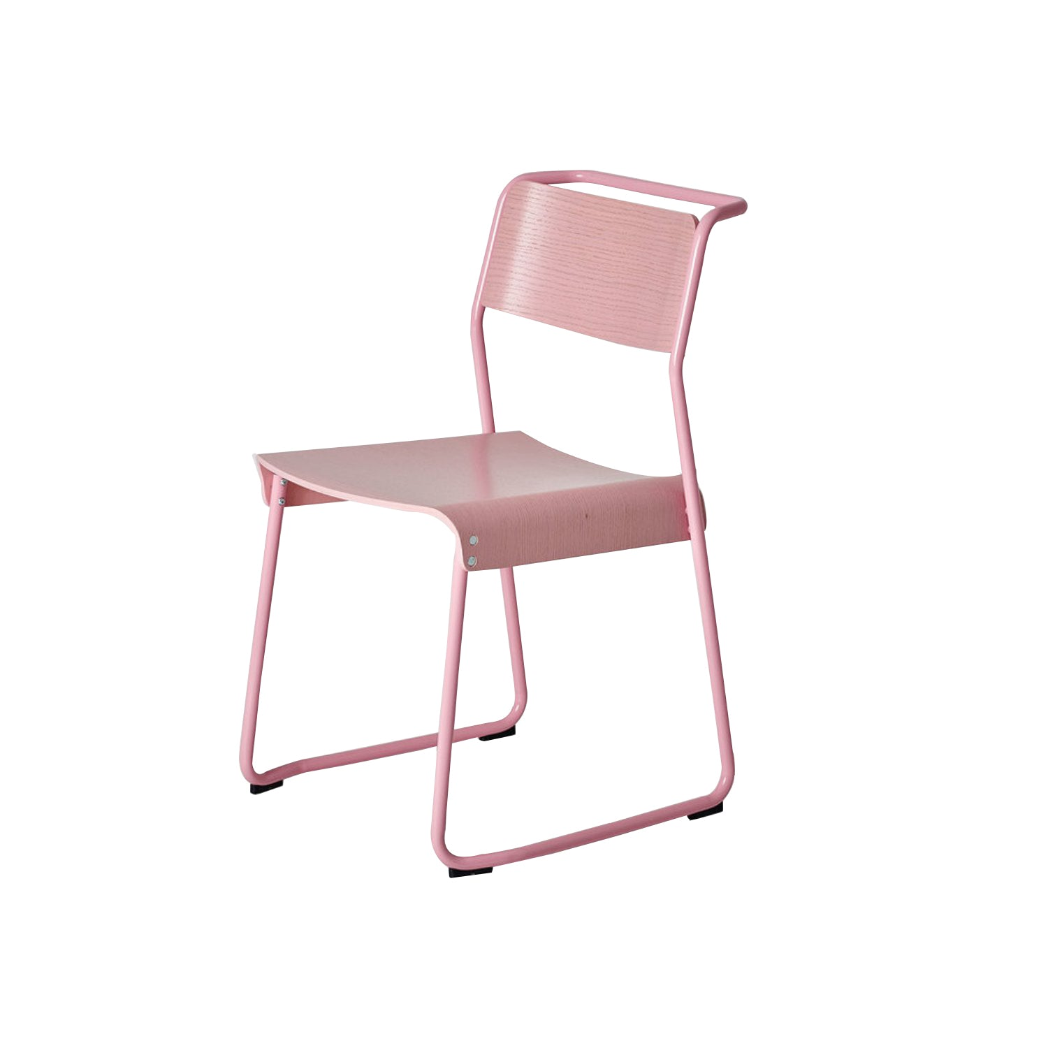 Canteen Utility Chair: Solid Colors + Light Pink