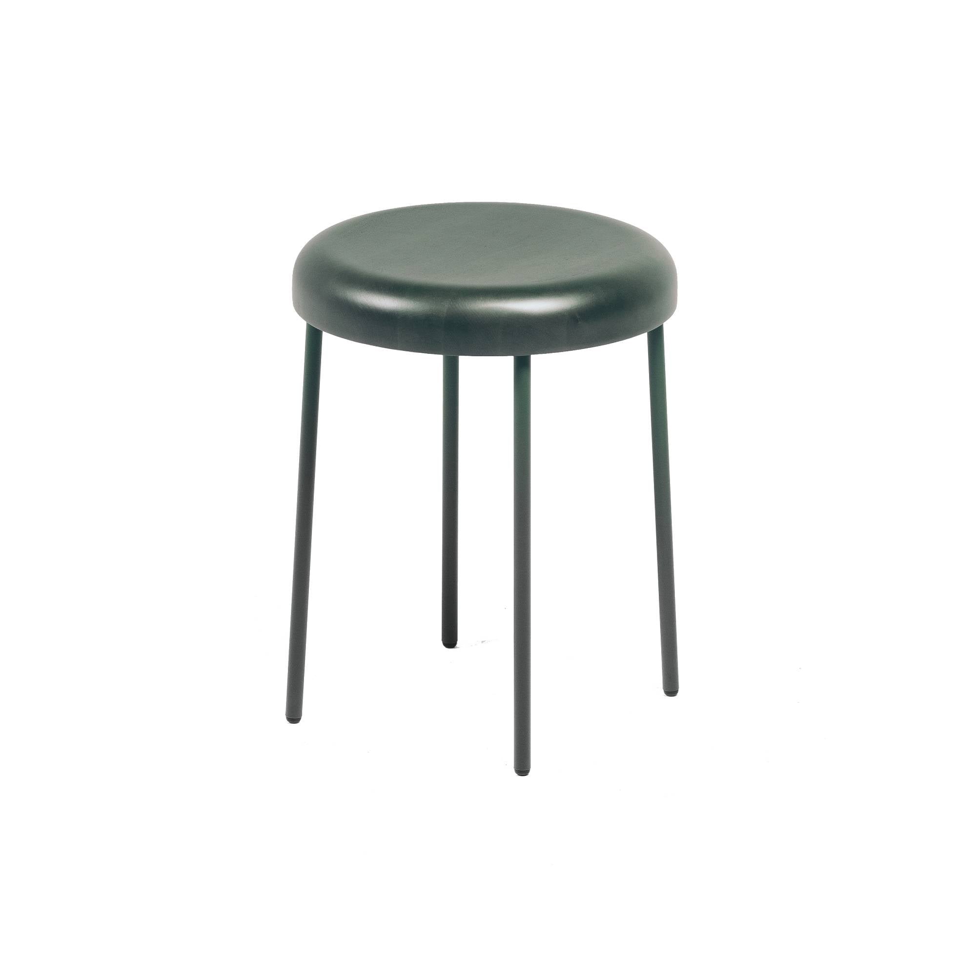 Chord Stool: Bottle Green