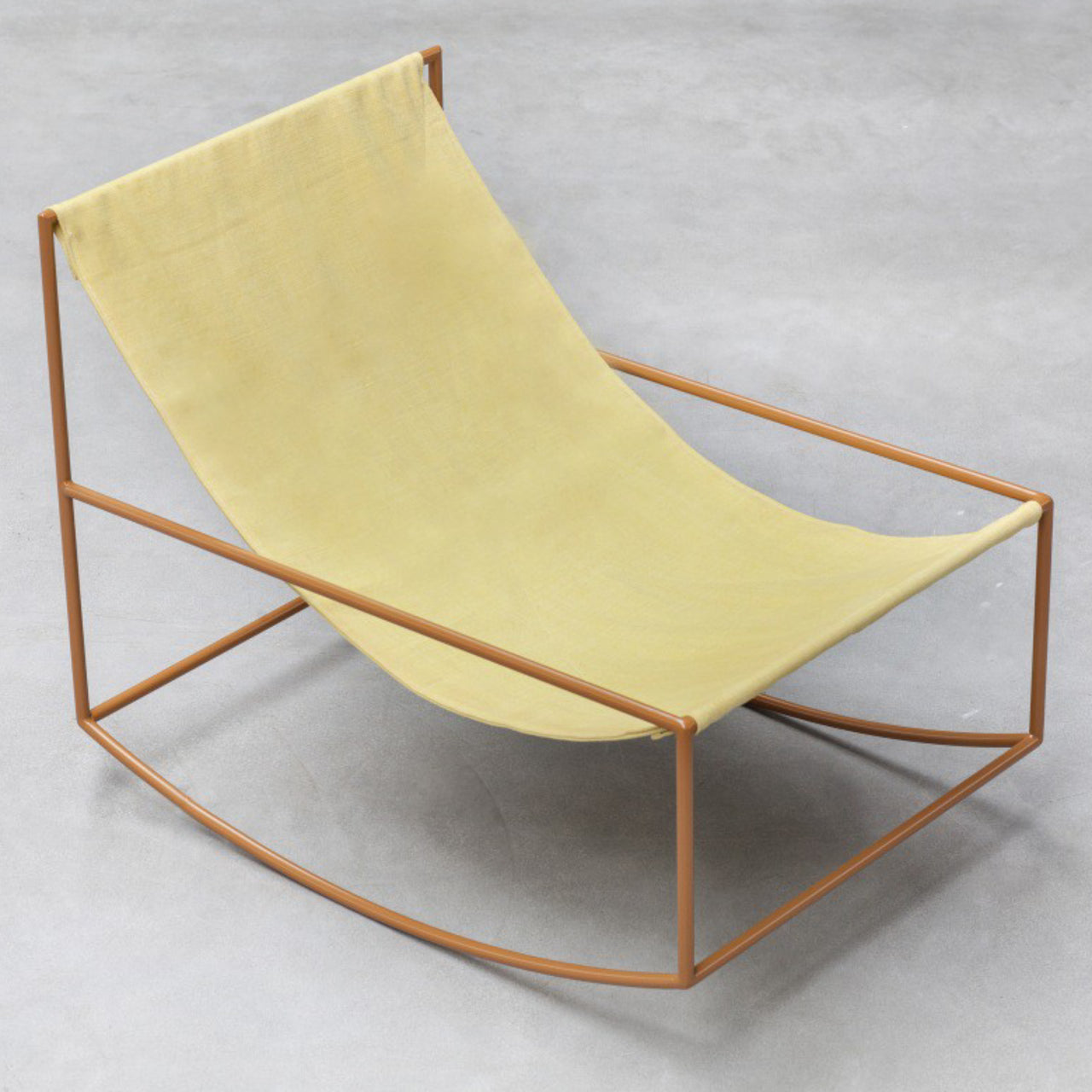 Rocking Chair: Linen